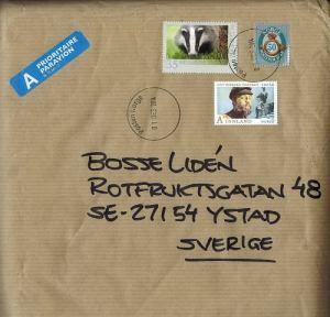 Brunt från Bergen