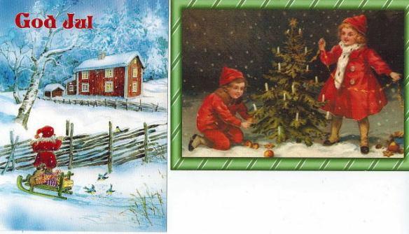 Julkortstävling