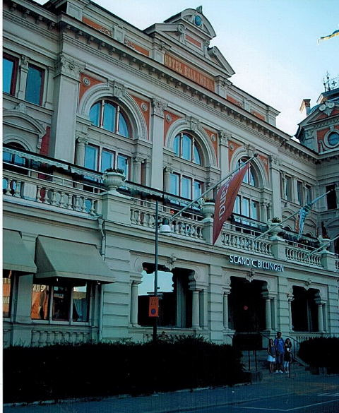 Billinge hotell